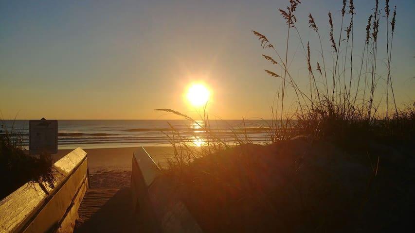 大西洋海滩(Atlantic Beach)的民宿