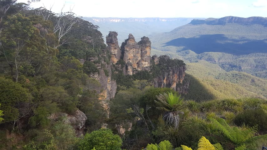 Guidebook for Wentworth Falls