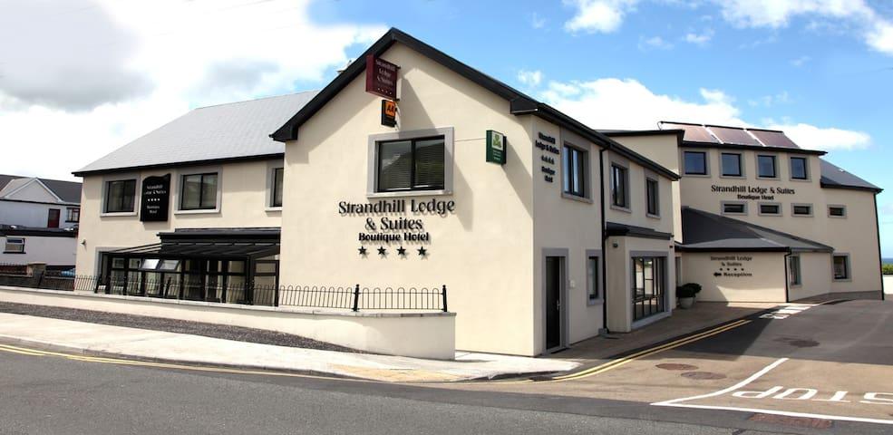 Strandhill的民宿
