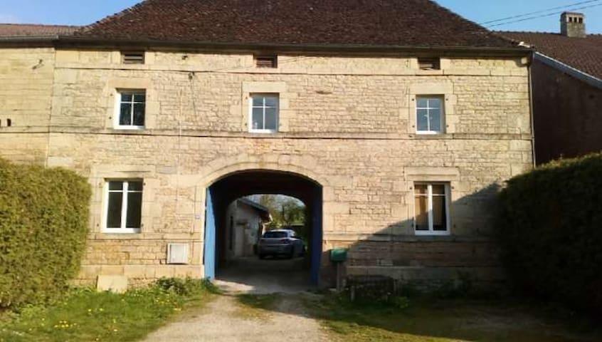Brotte-lès-Luxeuil的民宿