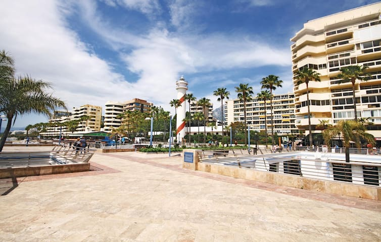 Holiday apartment with 1 bedroom on 42m² in Marbella