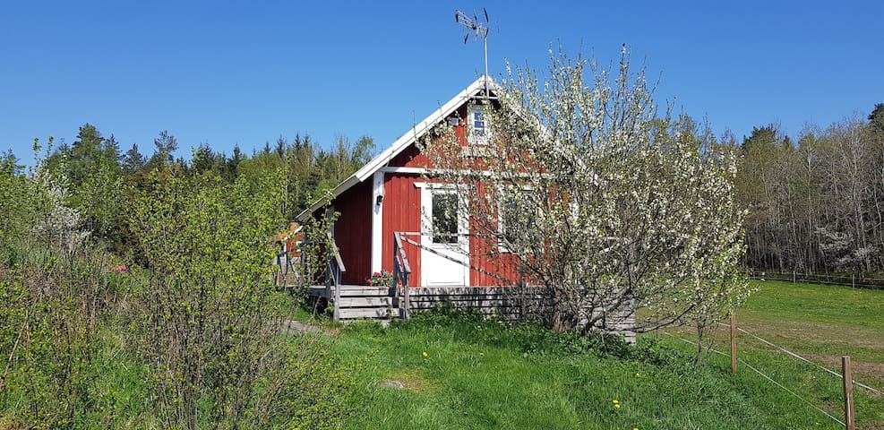 Valdemarsvik Ö的民宿