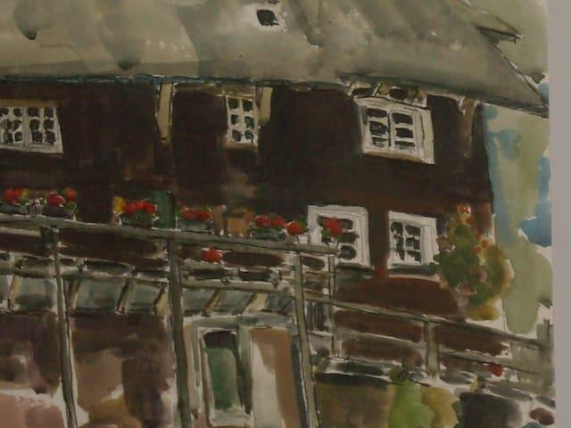 施卢赫(Schluchsee)的民宿
