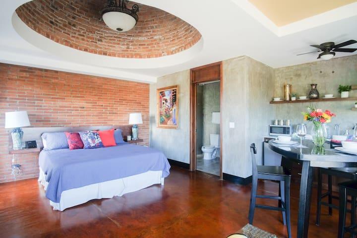 Villa de Juárez的民宿