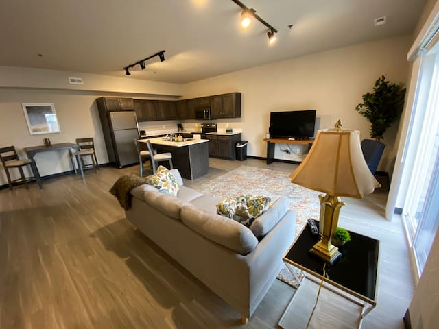 Brand New Waverly Town Home  - Two Car Garage