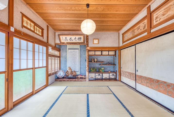 Ichinoseki-shi的民宿