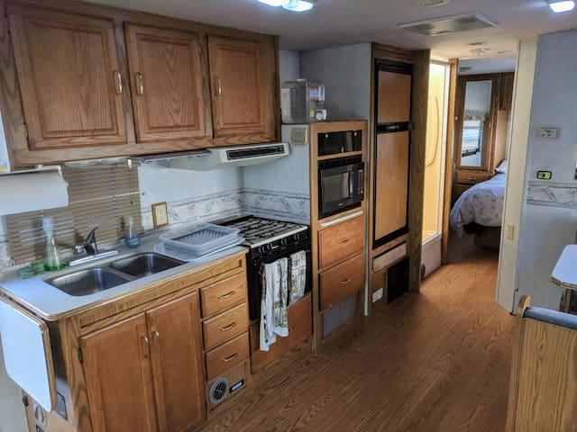 Home Away from Home - RV