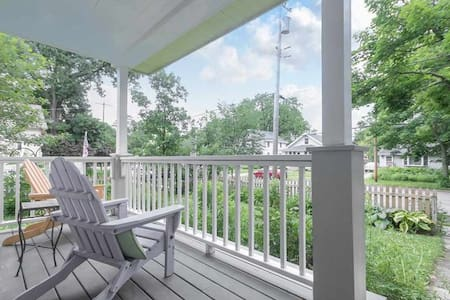 Charming 3 Bedroom near Capitol and Alliant Center