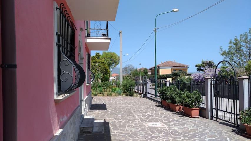 Provincia di Salerno的民宿