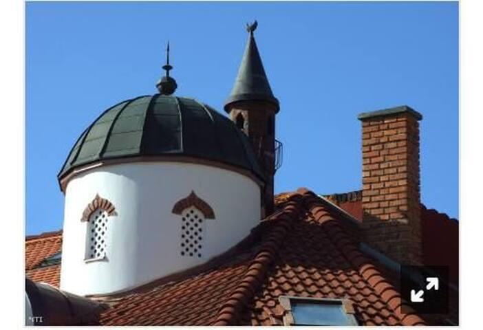 Szigetvár的民宿