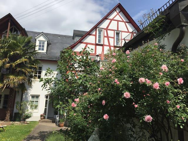 Geisenheim, Rosenappartement