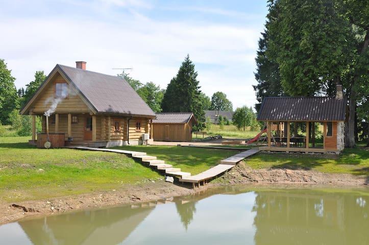 Paluküla的民宿