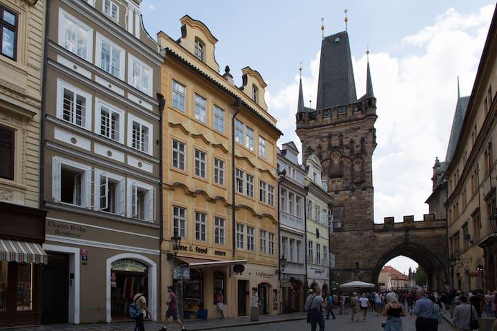 Hlavní město Praha的民宿
