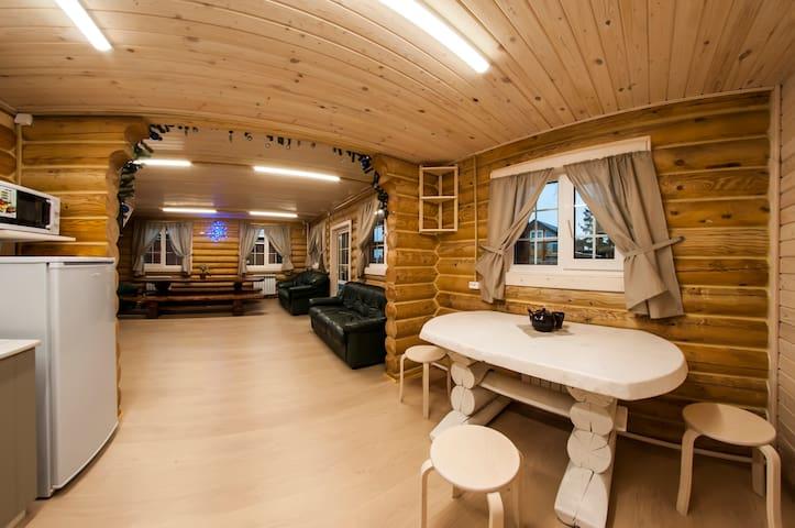 沃洛格达(Vologda)的民宿
