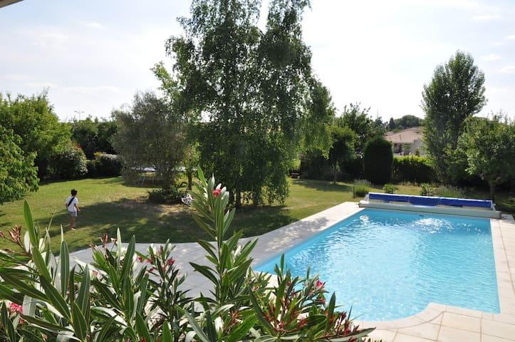 Belle chambre indépendante à proximité de Toulouse