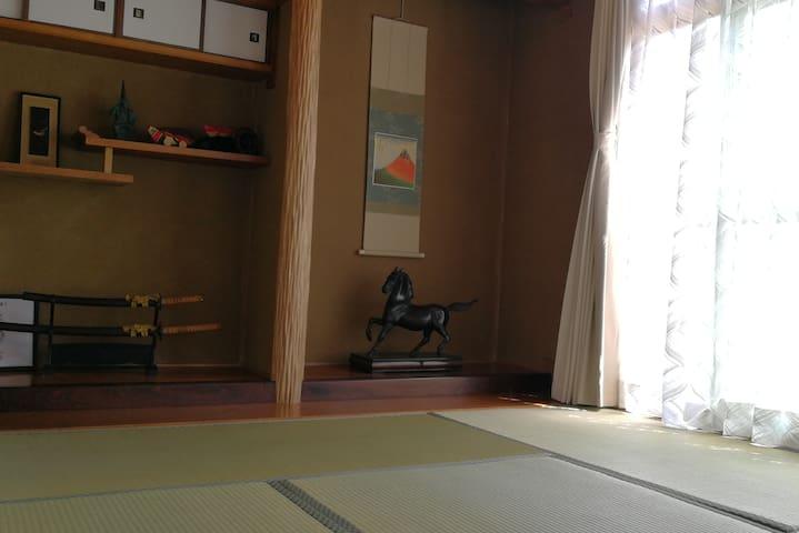 Tatami ASOSTAYzenzen禅然  free Wifi/Parking/Laundry