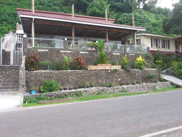 Savusavu的民宿