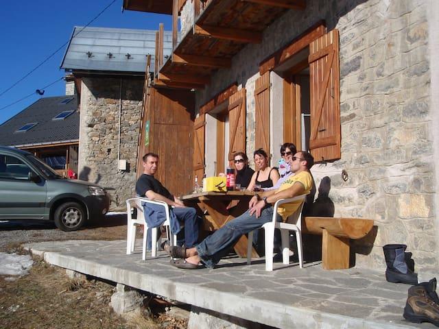 Albiez-Montrond的民宿