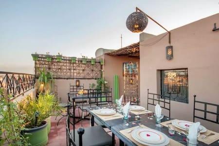 Appartement panoramique Medina