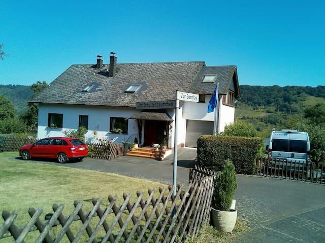 Traben-Trarbach的民宿