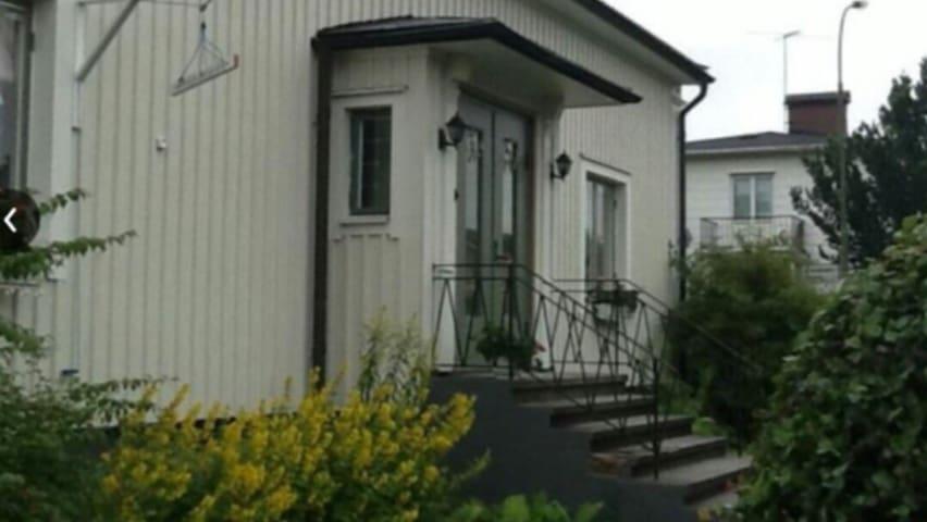 Karlskoga的民宿
