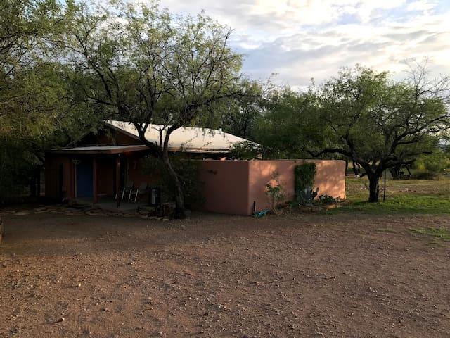 Cozy Cottage in Arivaca AZ