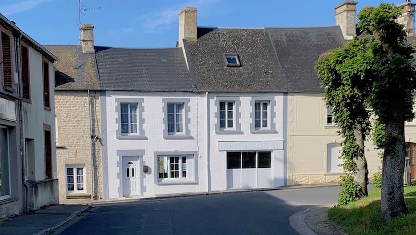 Sainte-Marie-du-Mont的民宿