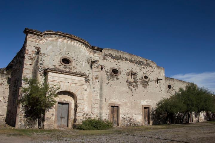 圣路易斯波托西(San Luis Potosí)的民宿