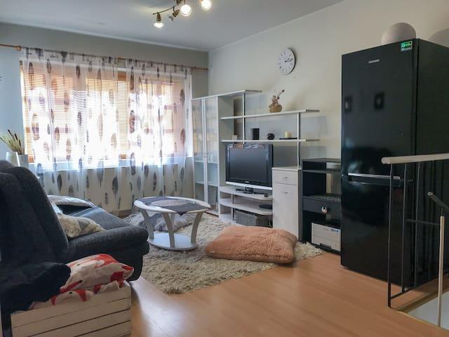 Tolli apartment in Kuressaare