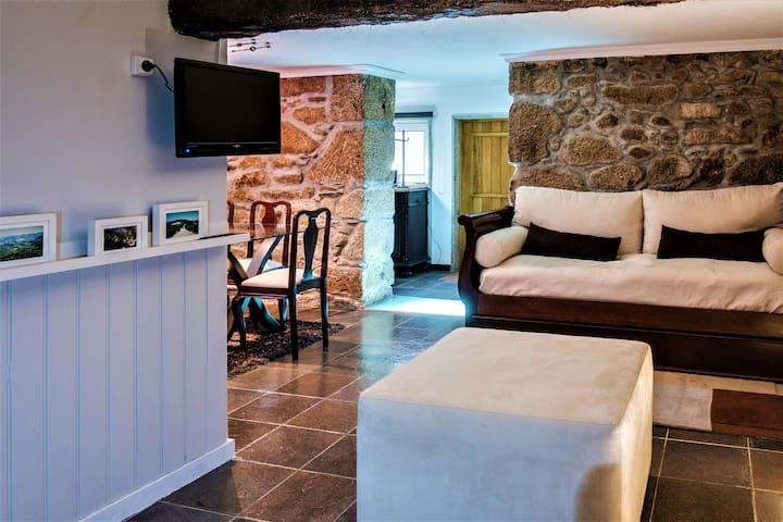 Nagozelo do Douro的民宿