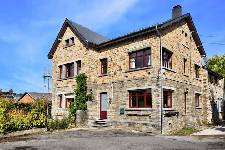 Erezée Ardennes的民宿