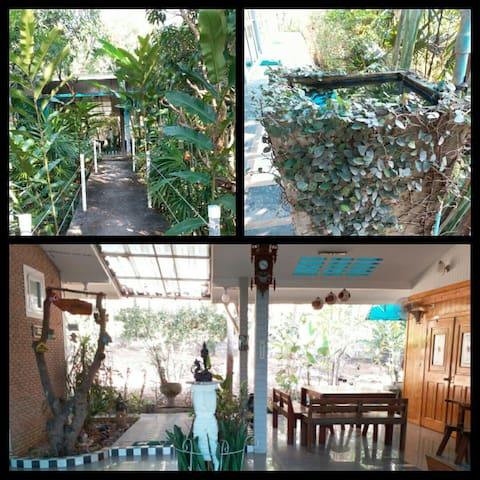 Tambon Nong Sarai的民宿