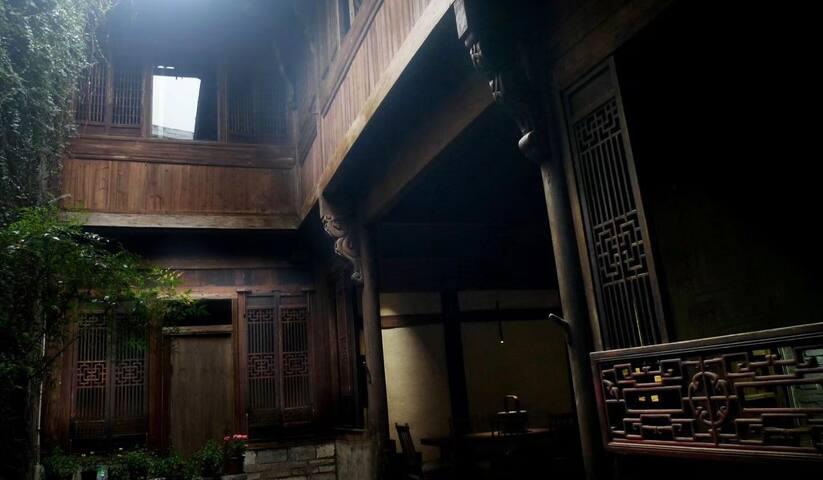 黄山的民宿