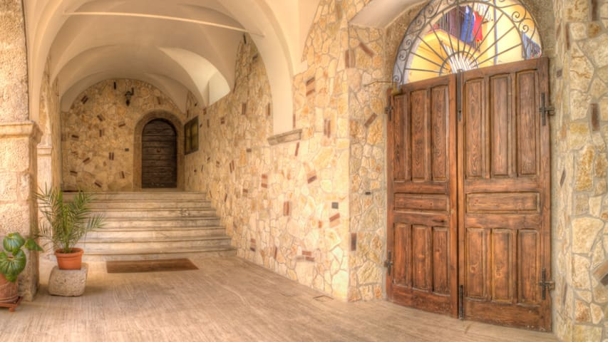 Sant'Elia Fiumerapido的民宿