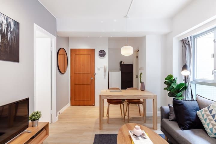 Cozy Double Bedroom in Shared 3BR Apartment in SYP