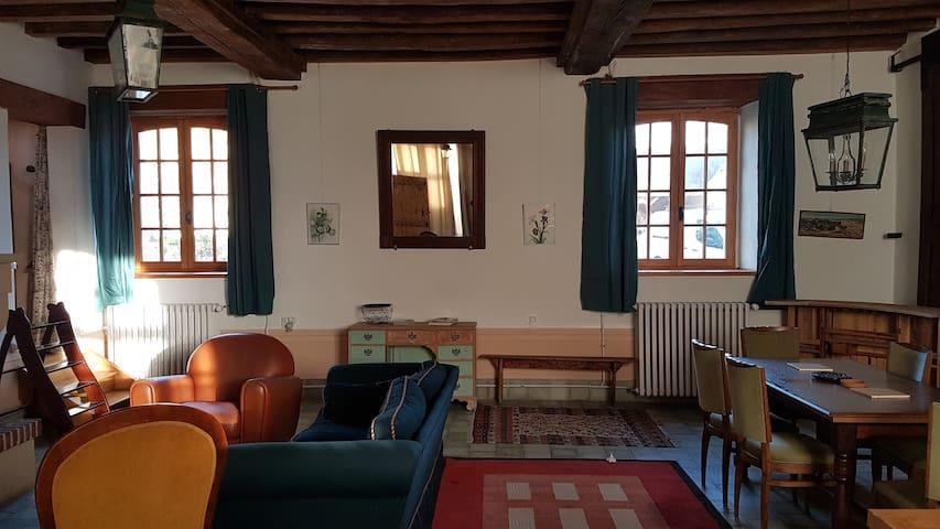 Souancé-au-Perche的民宿