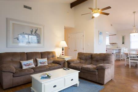 Beachhouse for the Family
