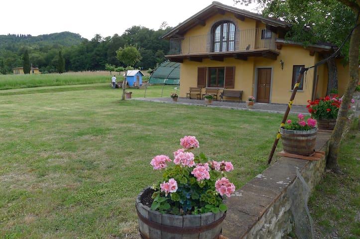 Casenuove的民宿