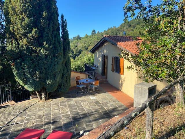 Castelvecchio的民宿