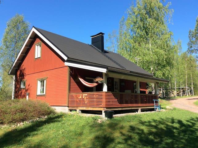Ylöjärvi的民宿