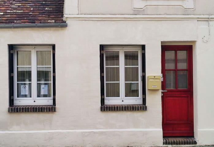 Maisonnette en coeur de ville de Verneuil.