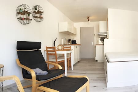 Apartment-middle of Konstanz+parkingspot+NetflixTV