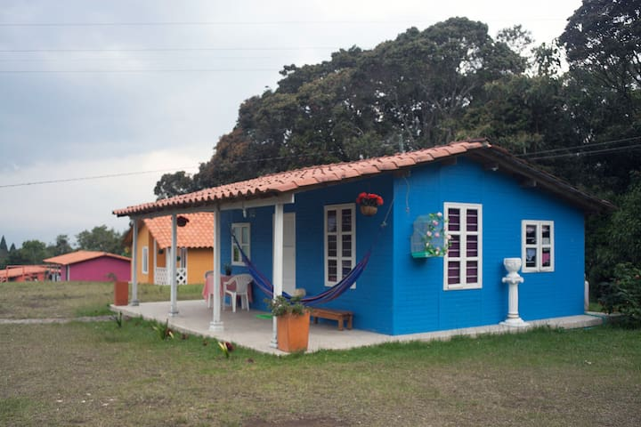 CHALETS INDEPENDIENTES TIPO BUNGALOW