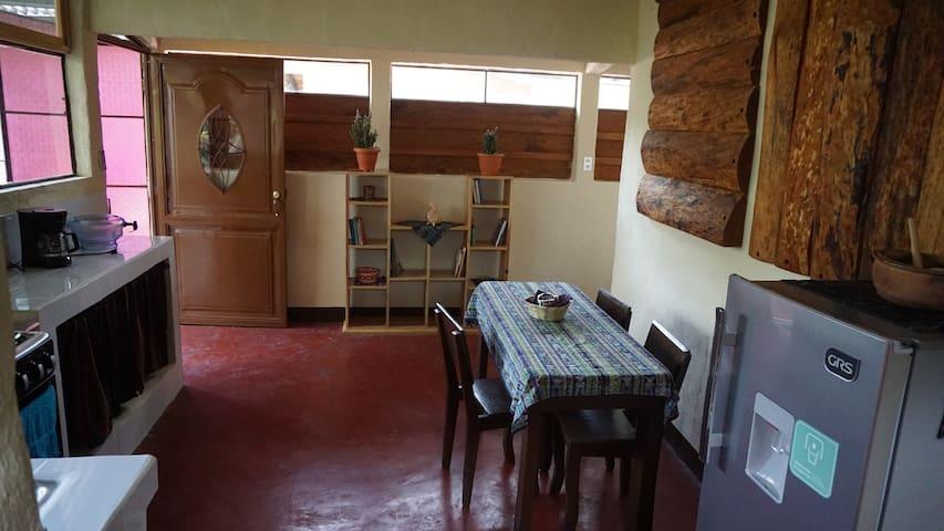 San Pedro La Laguna的民宿