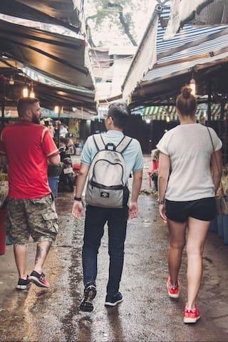 胡志明市的体验