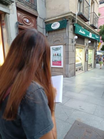 马德里的体验