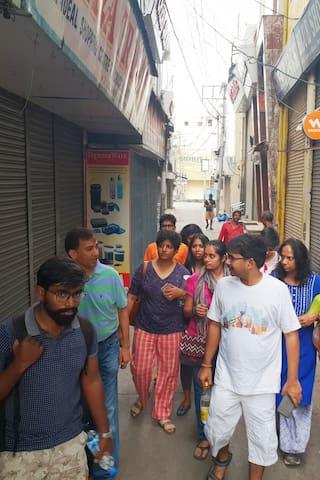马哈拉施特拉邦的体验