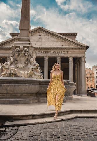 罗马的体验