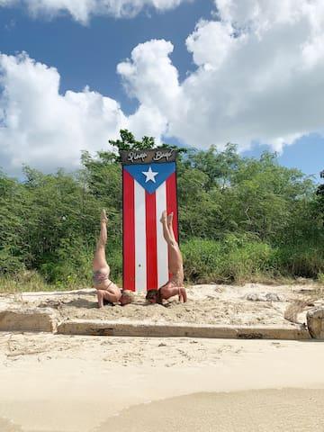 阿瓜达岛的体验