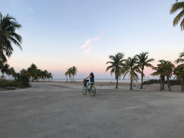 拉哥岛的体验